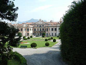 Palazzo Estense  Wikipedia