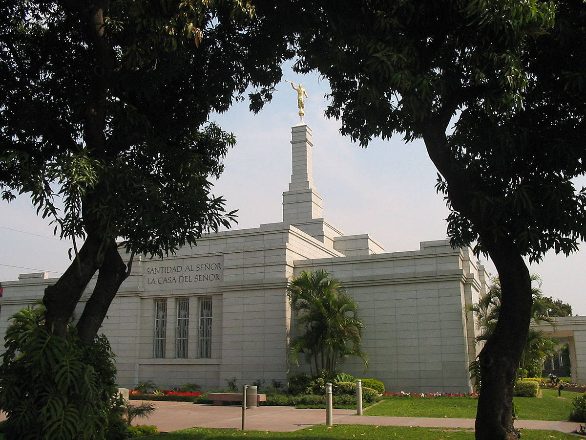 Asuncin Paraguay Temple  Wikipedia