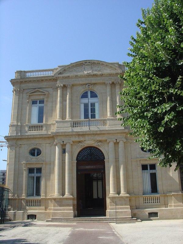 Mus Des Beaux-arts De Bordeaux - Wikipedia