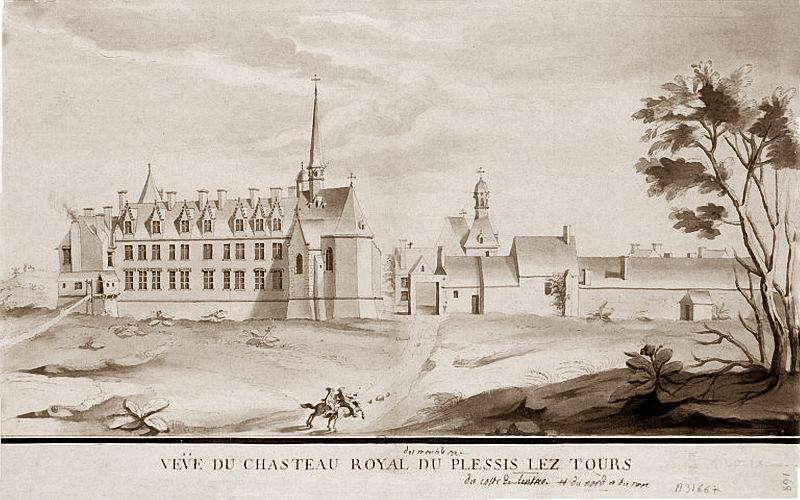 Château de Plessis-les-Tours 17th century