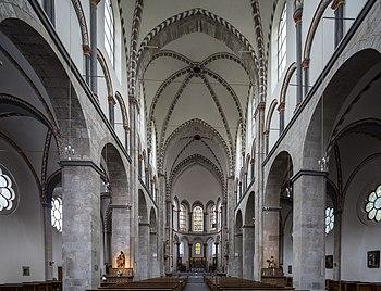 Basilica Of St Cunibert Cologne Wikipedia