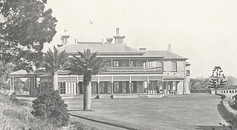 Cranbrook, Sydney, 1917