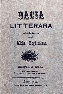 Dacia Literar  Wikipedia