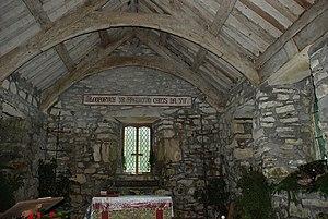 Eglwys Beuno Sant - St Beuno's Church Pistyll ...