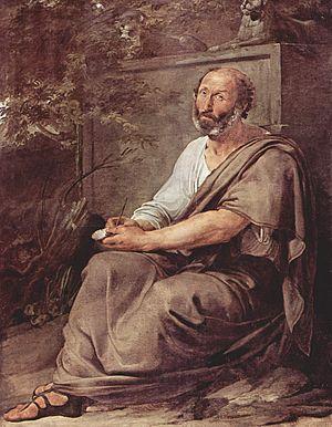 Aristotle (1811) Galleria dell'Accademia, Venice