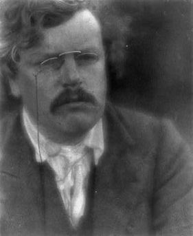 Gilbert Keith Chesterton, (b. 29 May 1874 – d....