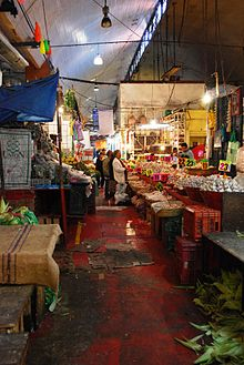 Popular fixed markets in Mexico  Wikipedia