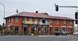 English: Kingaroy Hotel at Kingaroy, Queensland