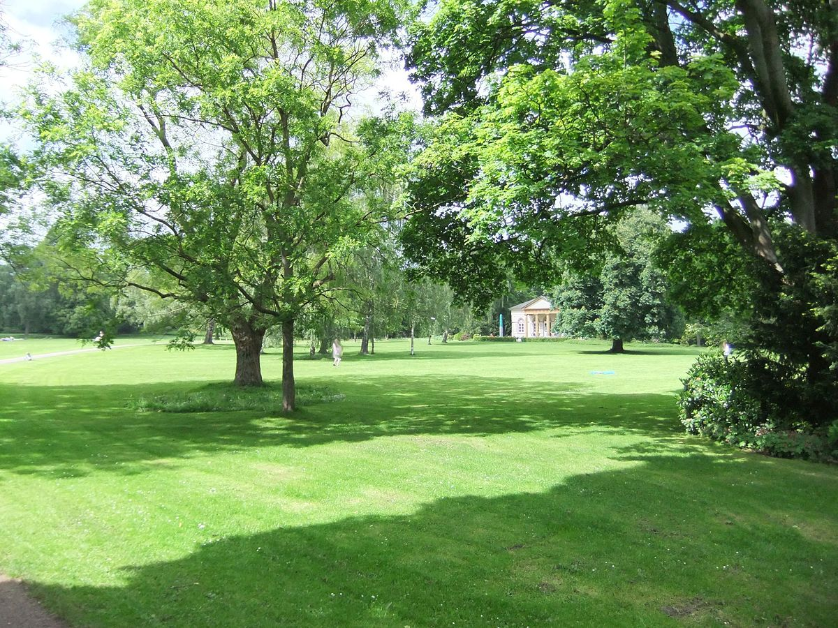 Nordpark Bielefeld  Wikipedia