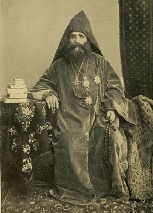 English: Armenian Patriarch of Constantinople ...