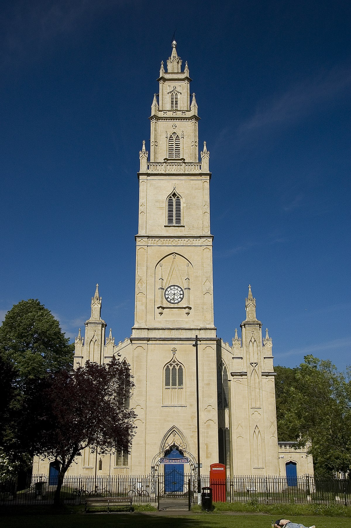 St Paul's Church, Bristol  Wikipedia