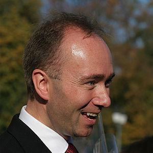 Trond Giske Ap kultur- og kirkeminister 20051017