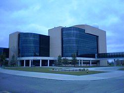 John D Odegard School of Aerospace Sciences  Wikipedia
