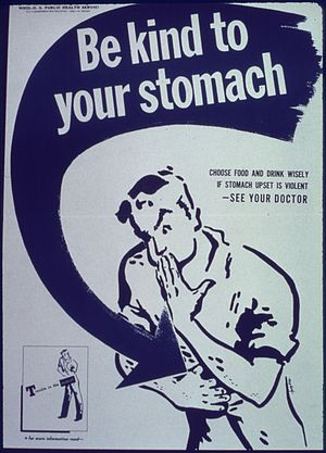 """Be kind to your stomach"" - NARA - 5..."