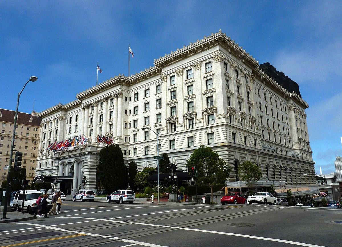 Fairmont San Francisco  Wikipedia