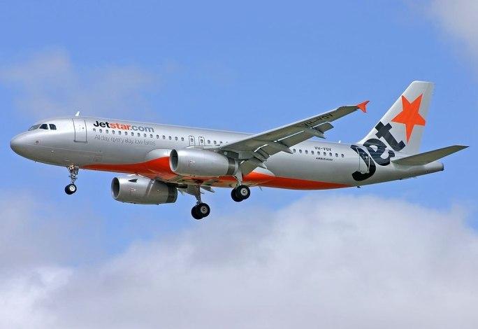 Airbus A320-232, Jetstar Airways AN0750828