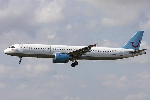 Airbus A321-231, MetroJet JP7726808
