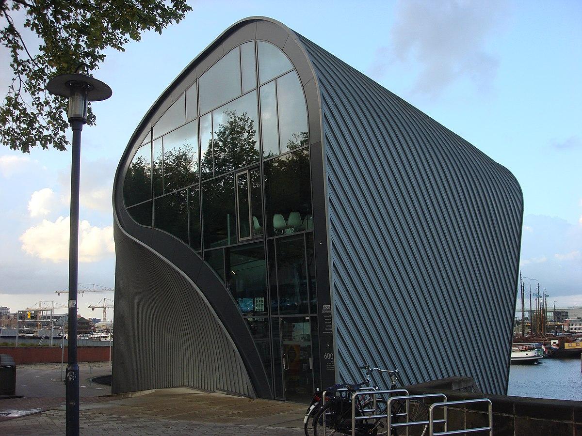Amsterdam Centre for Architecture ARCAM  Wikipedia