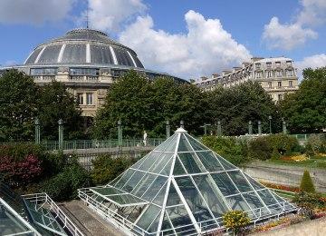 Jardin Porte De Saint Cloud | Paris S Best Parks And Gardens City ...