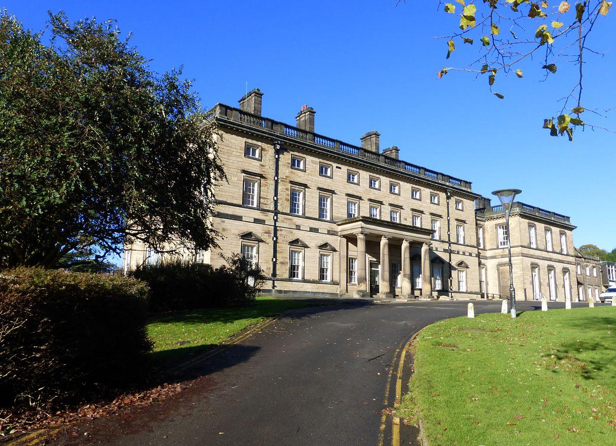 Bretton Hall West Yorkshire  Wikipedia