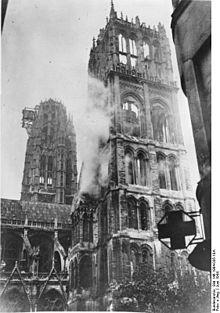 Reconstruction De Rouen Wikipdia