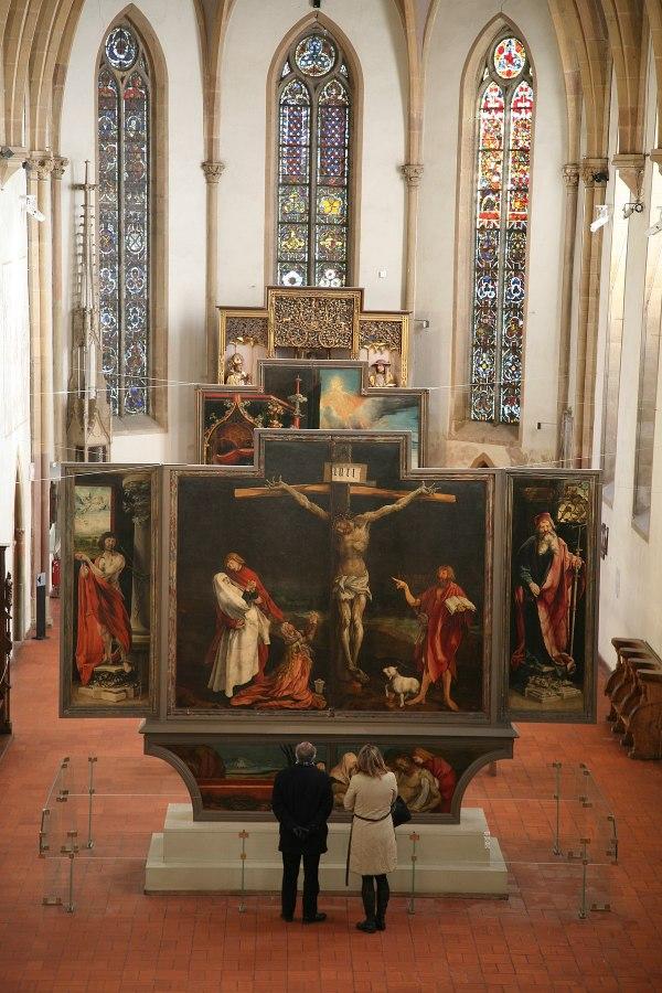 Isenheim Altarpiece - Wikipedia