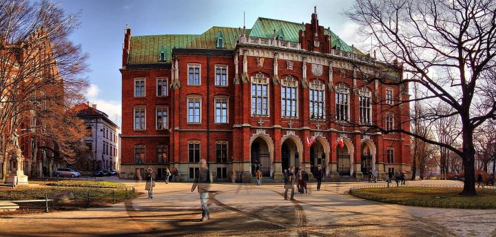 Faculty of Law and Administration at Jagiellonian University. Source: KHRoN/Wikimedia Commons