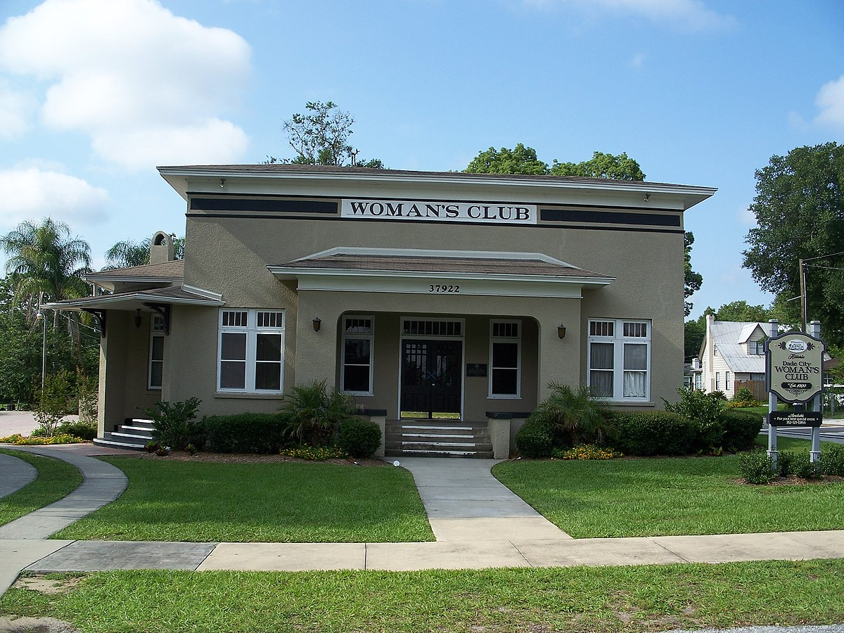 Dade City Womans Club  Wikipedia