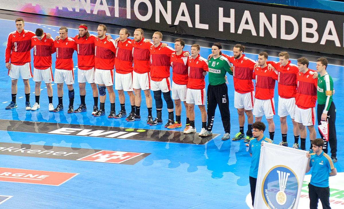 denmark men s national handball team