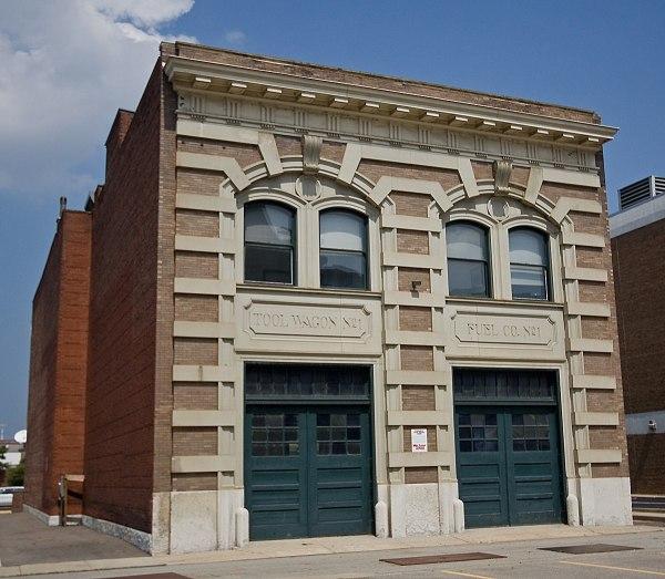 Fire Museum Of Greater Cincinnati - Wikipedia