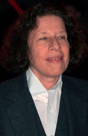 Fran Lebowitz at the Vanity Fair kickoff part ...
