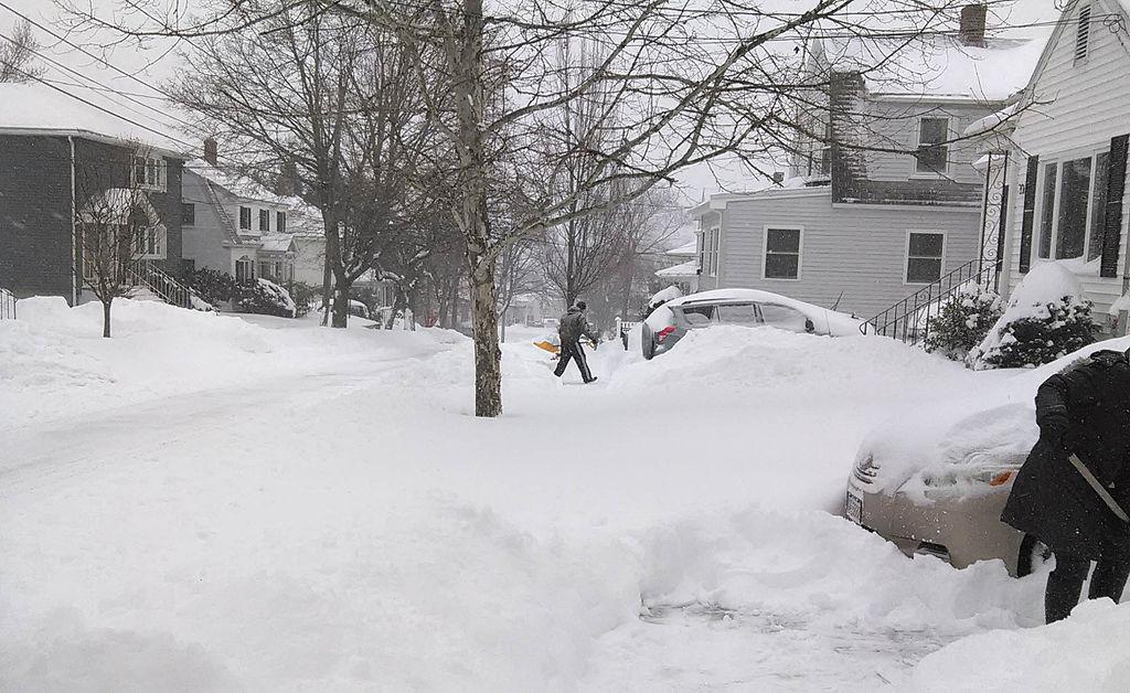 FileJanuary 2015 noreaster snowfall in Watertown MAjpg