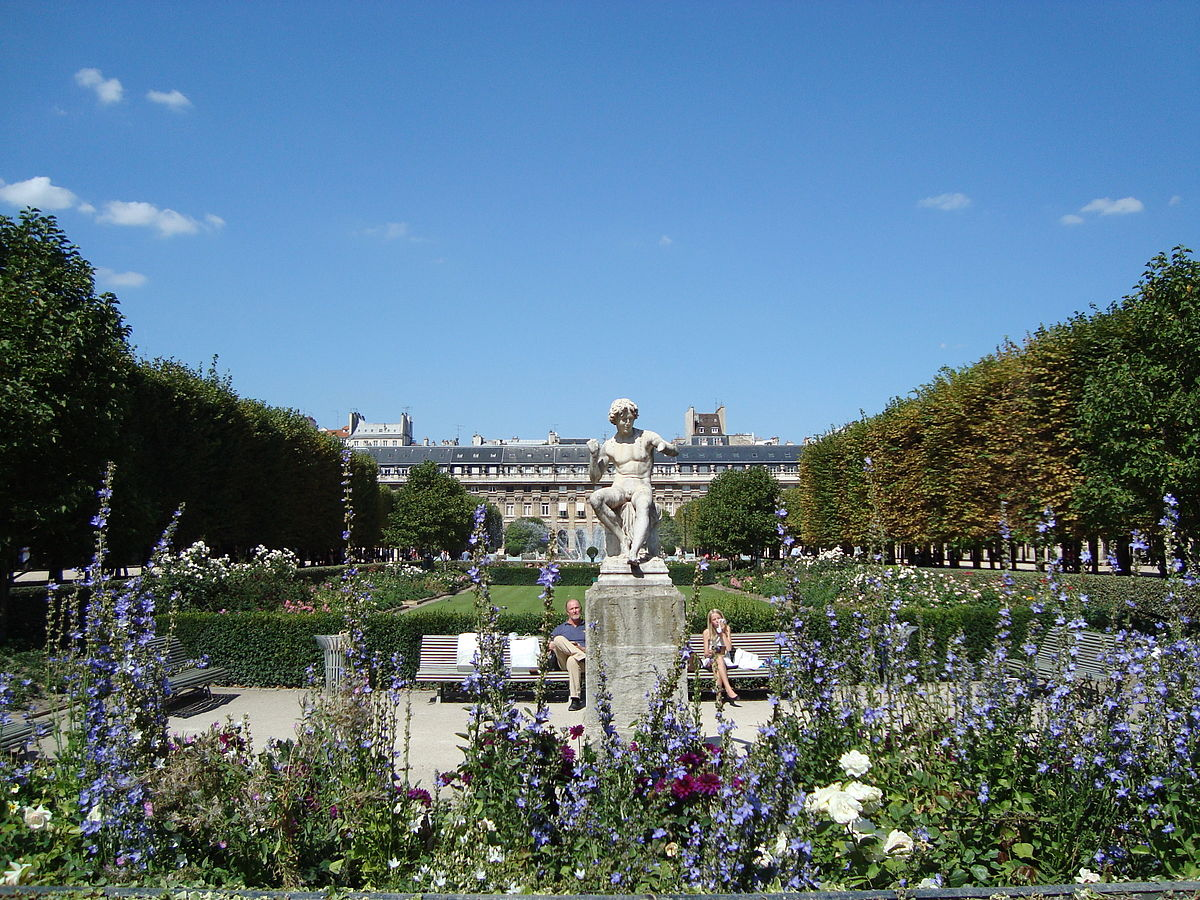 Jardin Du Palaisroyal — Wikipédia