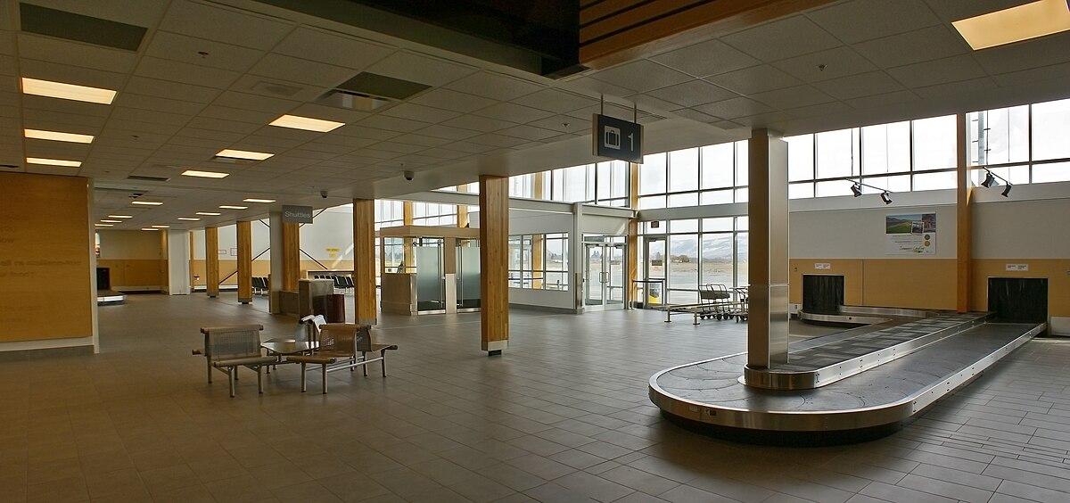 Flughafen Kamloops  Wikipedia