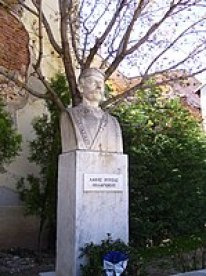 Η Φλώρινα ανέδειξε σημαντικούς οπλαρχηγούς, όπως ο Νικόλαος Πύρζας στην εικόνα