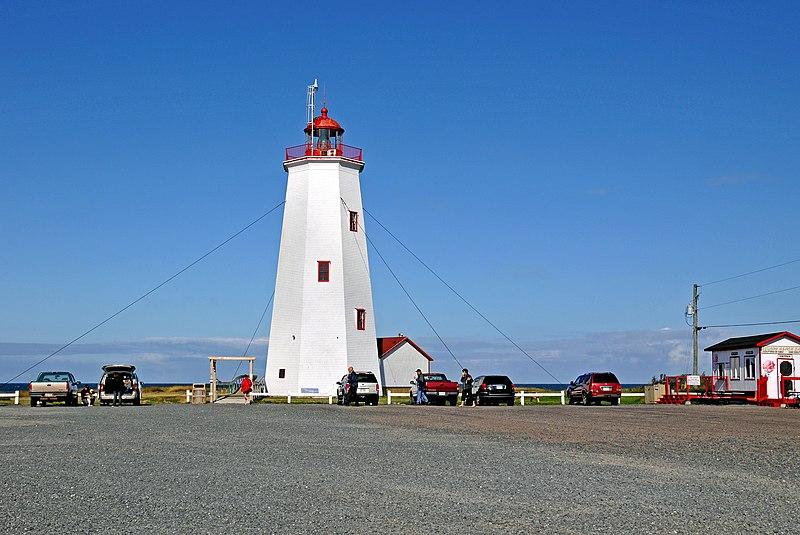 File Miscou Island Lighthouse Jpg Wikimedia Commons