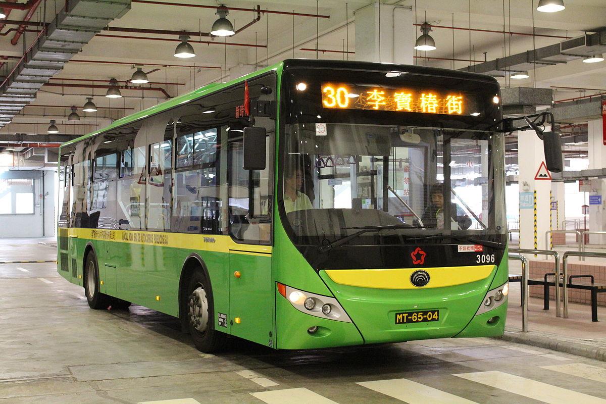 澳門巴士30路線 - 維基百科,包括各車站信息附近的景點,自由的百科全書