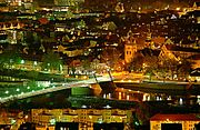 Hameln bei Nacht - Wikipedia