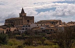 Porreres Porreras Mallorca