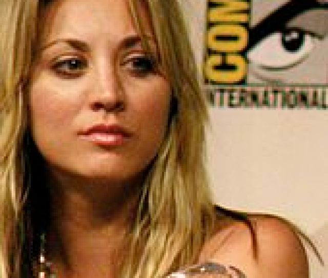 Cuoco At The San Diego Comic Con In July