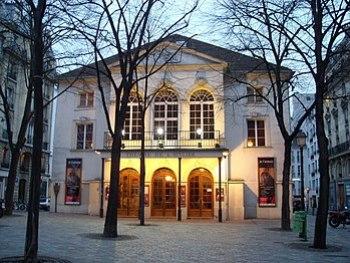 English: Théâtre de l'Atelier (Montmartre, Par...