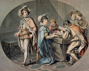 English: The Jealousy of Darnley