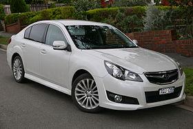 Subaru Legacy Fifth Generation Wikipedia