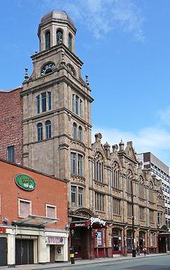 Albert Hall Manchester  Wikipedia