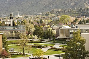 North Campus, Brigham Young University