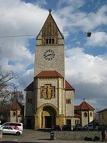 St Joseph Bielefeld  Wikipedia