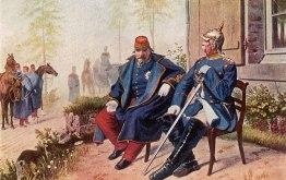 Napoleão III e Bismarck