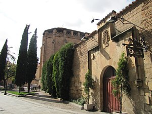 Español: Foto del Convento de Santa Úrsula de ...