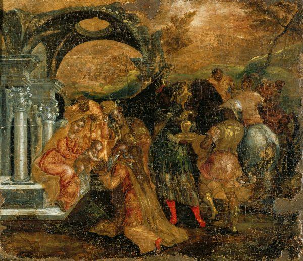 L'adoraci Dels Reis Mags El Greco - Viquipdia L'enciclopdia Lliure