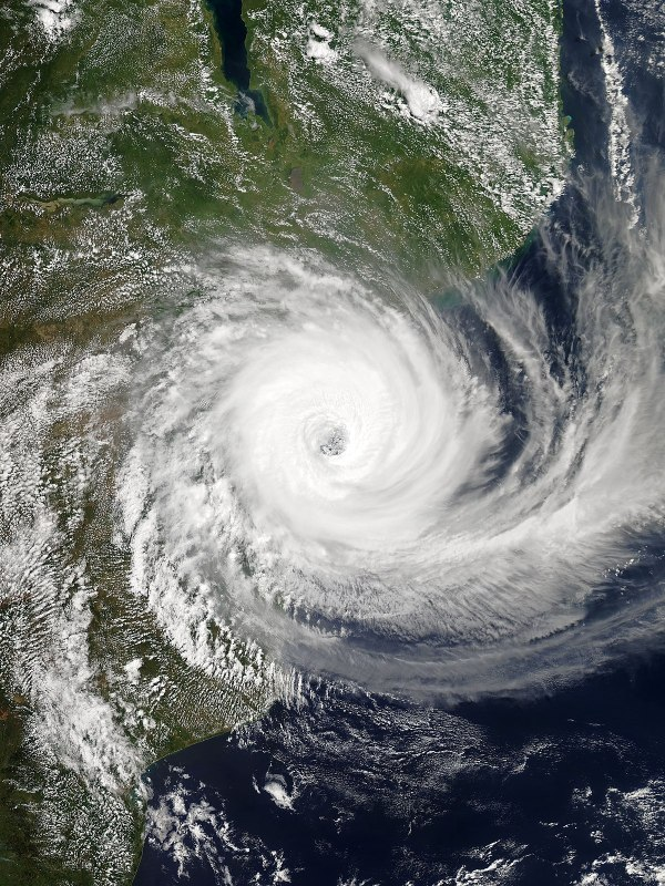 Cyclone Idai - Wikipedia